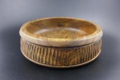 Walnut Carved bowl