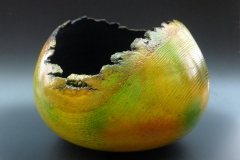 Ash Natural edge bowl