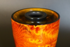 Stained Sycamore hollowform