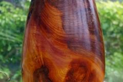 Yew Root Vase