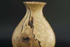 Spalted Hawthorn Vase